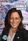 Political Power: Madam Vice President Kamala Harris Cover Image