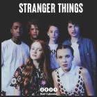 stranger things 2021 Wall Calendar: Official Horror Movie 2021 Calendar 16 Months Cover Image
