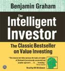 The Intelligent Investor CD: The Classic Text on Value Investing Cover Image