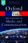 A Dictionary of Media and Communication Cover Image