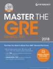 Master the GRE 2018 Cover Image