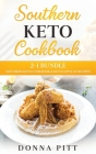 Southern Keto Cookbook: 2-1 Bundle: Southern Keto Cookbook & Keto Copycat Recipes Cover Image