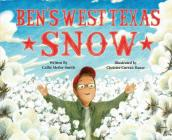 Ben's West Texas Snow Cover Image
