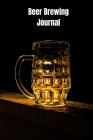Beer Brewing Log book: Beer Logbook 6 x 9 with 111 pages Cover Image
