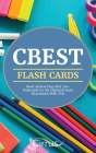 CBEST Flash Cards Book: Review Prep with 300+ Flashcards for the California Basic Educational Skills Test Cover Image