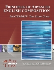 Principles of Advanced English Composition DANTES/DSST Test Study Guide Cover Image