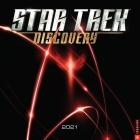 Star Trek Discovery 2021 Wall Calendar Cover Image