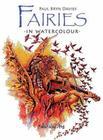 Fairies in Watercolour (Fantasy Art) Cover Image
