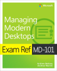 Exam Ref MD-101 Managing Modern Desktops Cover Image