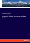 An Elementary Treatise on the Differential and Integral Calculus Cover Image