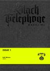 Black Telephone Magazine: Issue #1 Cover Image