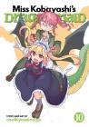 Miss Kobayashi's Dragon Maid Vol. 10 Cover Image