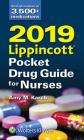 2019 Lippincott Pocket Drug Guide for Nurses Cover Image