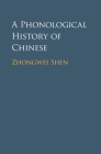 A Phonological History of Chinese Cover Image
