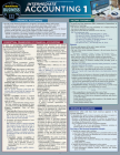 Intermediate Accounting 1: A Quickstudy Laminated Reference Guide Cover Image