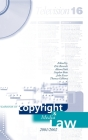The Yearbook of Copyright and Media Law: Volume VI 2001/2 Cover Image