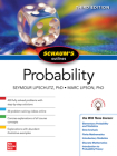 Schaum's Outline of Probability, Third Edition Cover Image