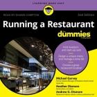 Running a Restaurant for Dummies Lib/E Cover Image