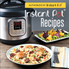 Instant Pot Recipes Cover Image