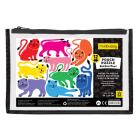Puz 12 Pouch Rainbow Roar! Cover Image