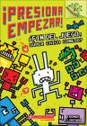 Fin del Juego, Super Chico Conejo! (Game Over, Super Rabbit Boy! (Presiona Empezar! #1) Cover Image