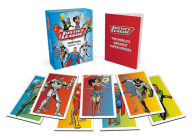 Justice League: Morphing Magnet Set: (Set of 7 Lenticular Magnets) (RP Minis) Cover Image