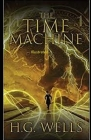 The Time Machine Illustrated Cover Image