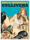 Milo Manara's Gullivera: Oversized Deluxe Cover Image