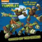 Saved by the Shell! (Teenage Mutant Ninja Turtles) (Pictureback(R)) Cover Image