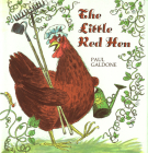 The Little Red Hen Big Book (Paul Galdone Classics) Cover Image