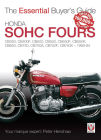 Honda SOHC Fours: CB350, CB400F, CB500, CB550, CB550F, CB550K, CB650, CB750, CB750A, CB750F, CB750K - 1969-84 (The Essential Buyer's Guide) Cover Image