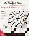 The New York Times Sunday Crossword Tribute to Eugene T. Maleska Cover Image
