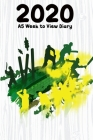 2020 A5 Week to View Diary: 6