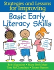 Basic Early Literacy Skills: Strategies and Lessons for Improving Cover Image