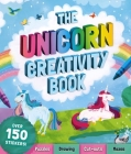 The Unicorn Creativity Book [With Stickers] Cover Image