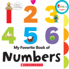 My Favorite Book of Numbers (Rookie Toddler) Cover Image