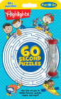 60-Second Puzzles (Highlights(TM) Fun to Go) Cover Image