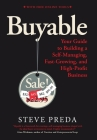 Buyable: Your Guide to Building a Self-Managing, Fast-Growing, and High-Profit Business Cover Image