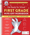 Get Ready for School: First Grade Wipe-Off Workbook Cover Image