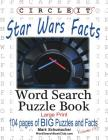 Circle It, Star Wars Facts, Word Search, Puzzle Book Cover Image