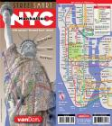 Streetsmart NYC Downtown Map by Vandam: Downtown Edition Cover Image