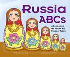 Russia ABCs: A Book about the People and Places of Russia Cover Image