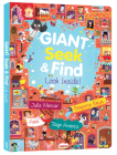 Giant Seek and Find: Look Inside! Cover Image