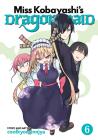 Miss Kobayashi's Dragon Maid Vol. 6 Cover Image