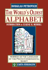The World's Oldest Alphabet Cover Image