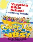 Vacation Bible School: Coloring Book Cover Image