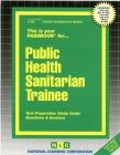 Public Health Sanitarian Trainee: Passbooks Study Guide (Career Examination Series) Cover Image