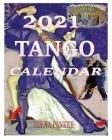Calendar 2021. Tango Cover Image
