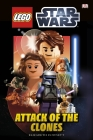 Lego Star Wars Attack of the Clones Cover Image