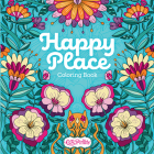 Happy Place Coloring Book Cover Image